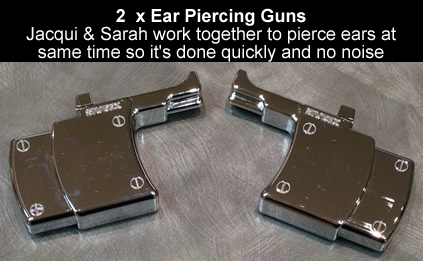 ear piercing guns