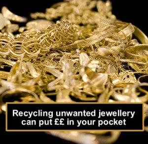 scrap gold jewellery
