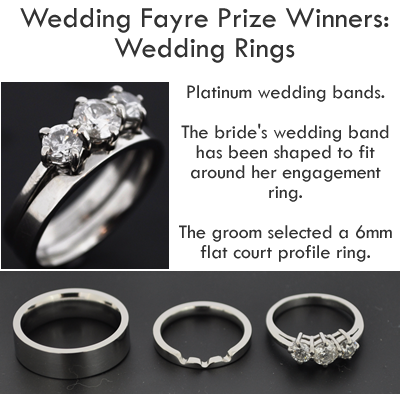 wedding ring competition winners